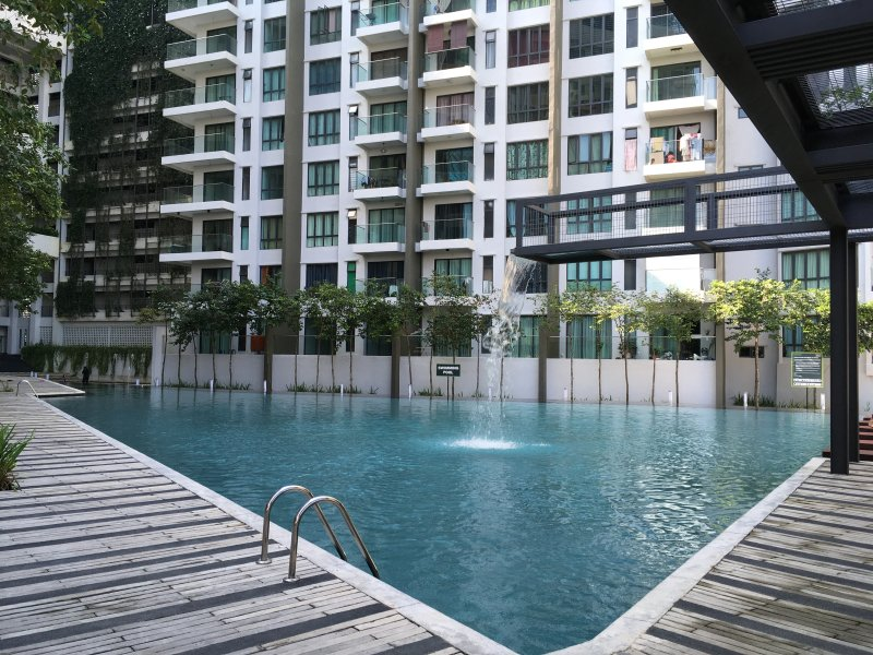 Breezy Studio, holiday rental in Sri Kembangan