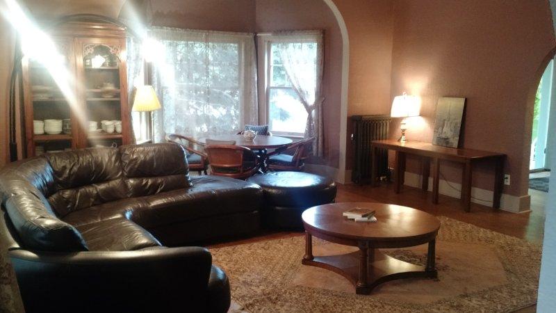 Large living room shot