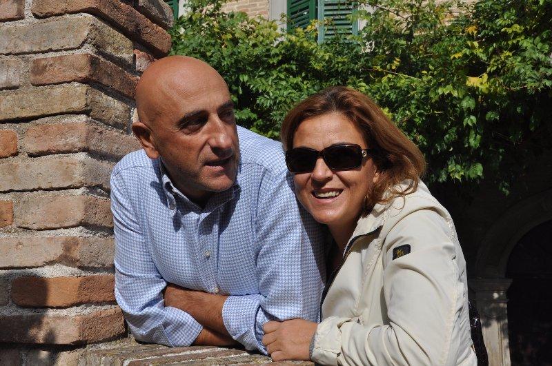 Guido och Maddalena kommer att vara närvarande och diskreta operatörer