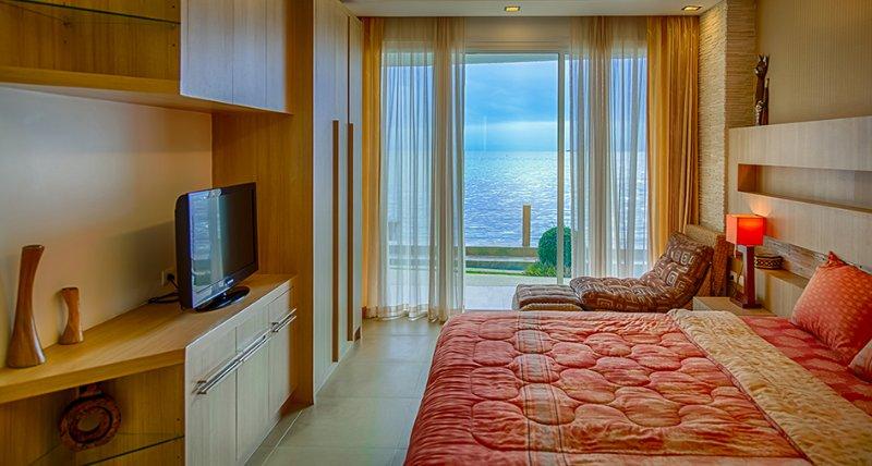1 Bedroom Sea View  Paradise Ocean View, alquiler vacacional en Saen Suk