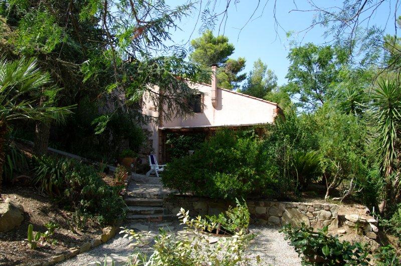casa ai pini, vacation rental in Isnello