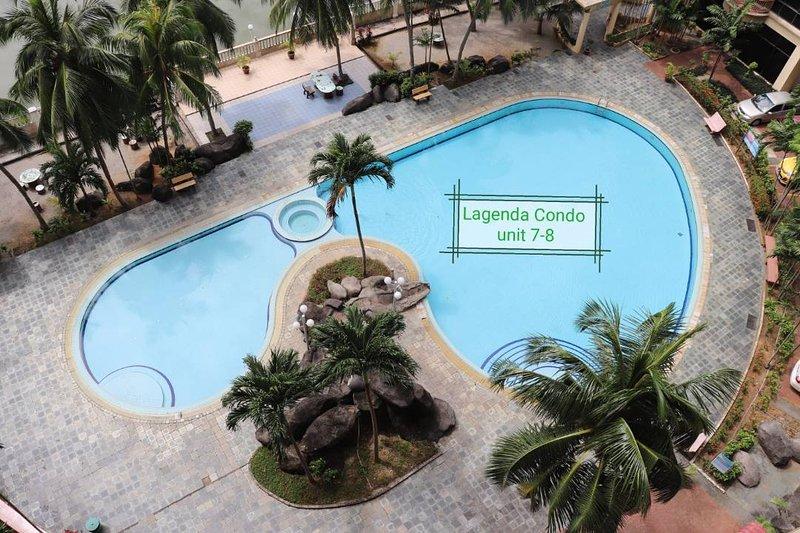 LAGENDA CONDOMINIUM WITH SEAVIEW BALCONY, vacation rental in Klebang Kechil