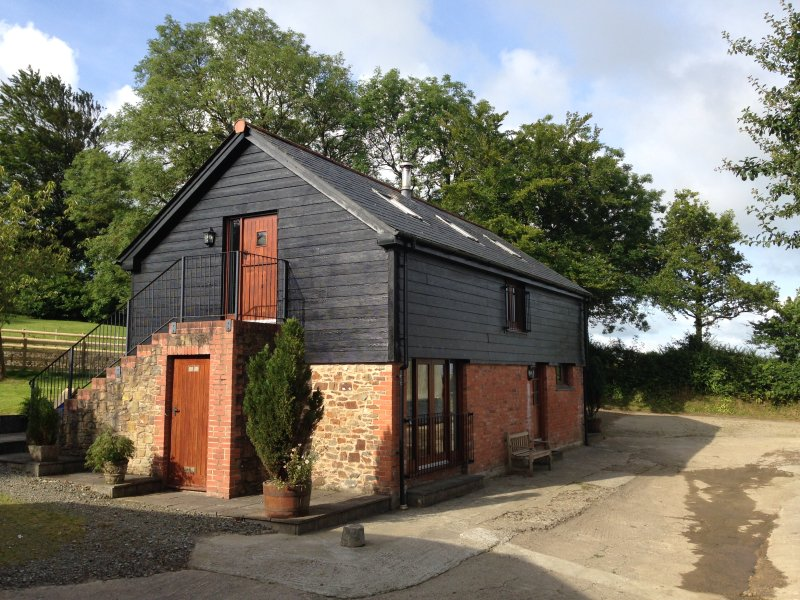 The Barn – semesterbostad i Holsworthy