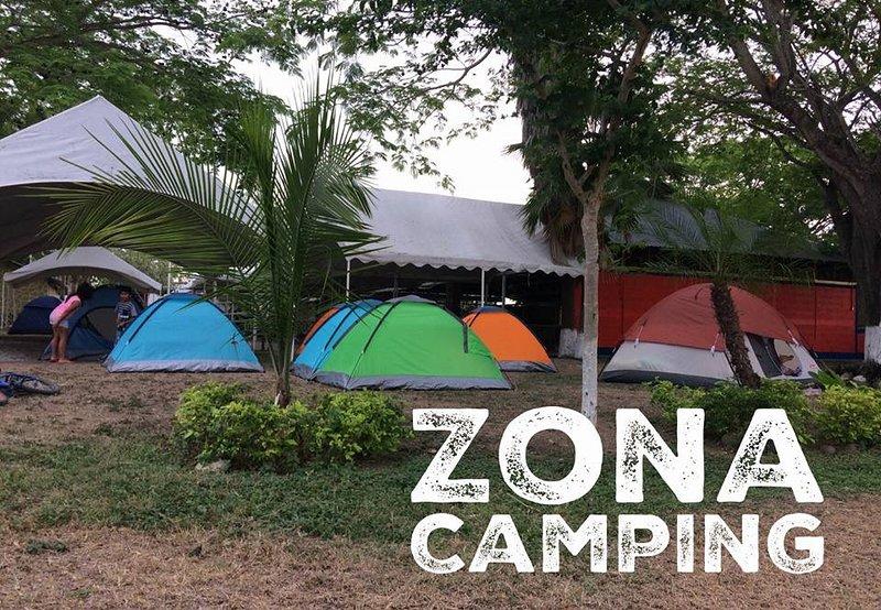 Campamento (Camping) Finca San Isidro, location de vacances à San Luis Potosi