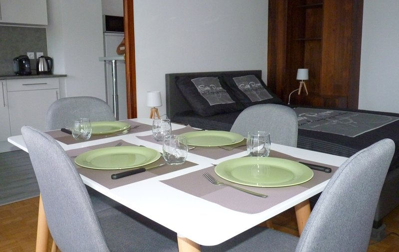 CENTRE VILLE PLACE CATALOGNE ACCÈS PLAGES MONTAGNE, holiday rental in Peyrestortes
