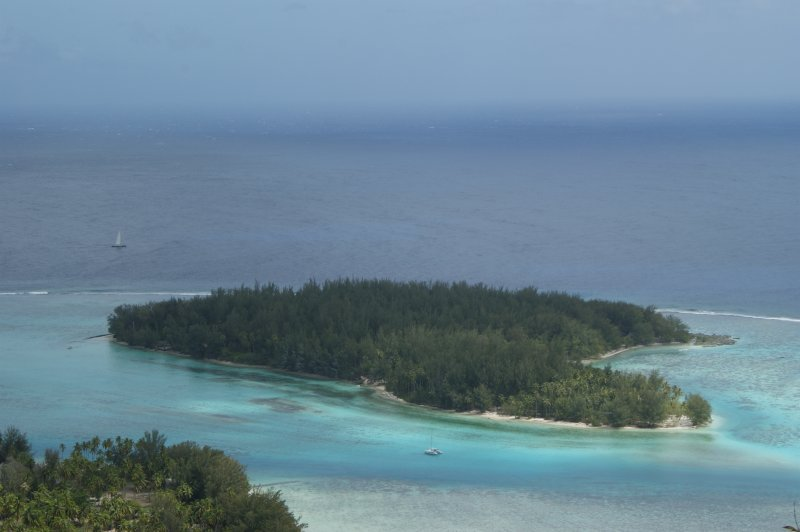 Corallina villa & private island, holiday rental in Moorea