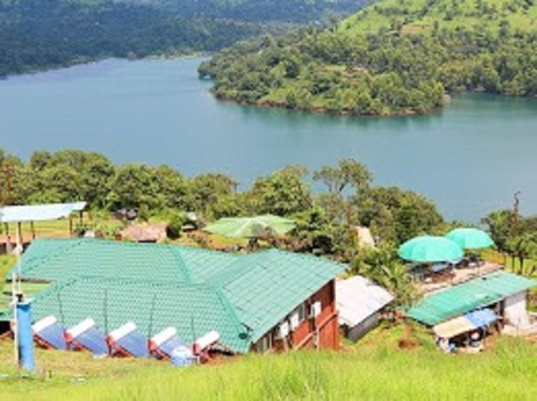 TT Nisarg River Camping, holiday rental in Tapola