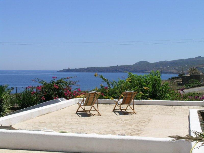 CASA VITTORIA, casa vacanza a Pantelleria