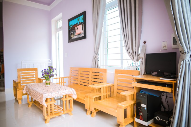 Mint Din Duluxe Twin Room, holiday rental in Cham Island