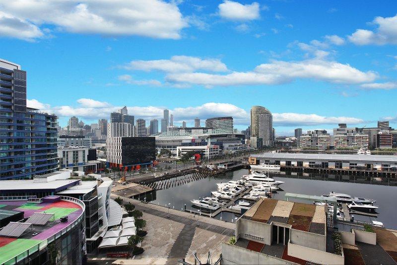 Water Views Apartment - Docklands, alquiler vacacional en Seddon