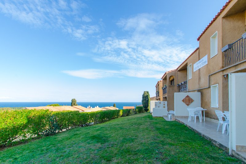 Monte e Mare Apartement T1 N°158, vacation rental in Lumio
