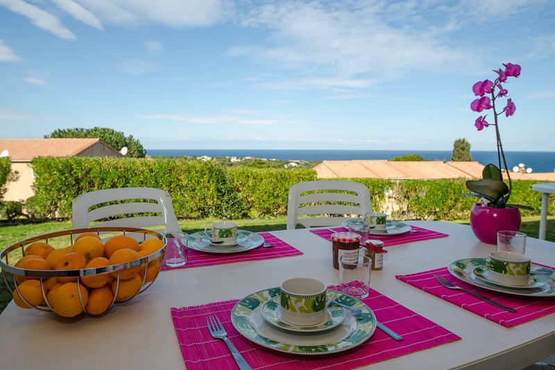Monte e Mare Apartement T1 N°204, vacation rental in Lumio