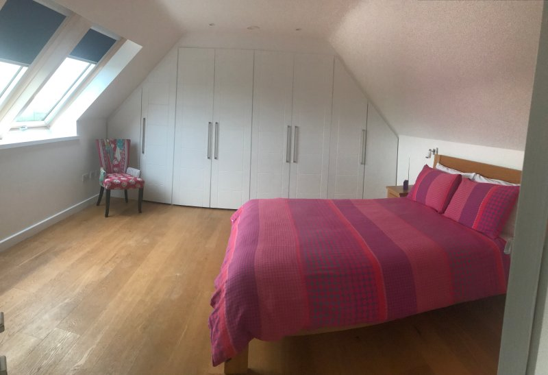 King size room.