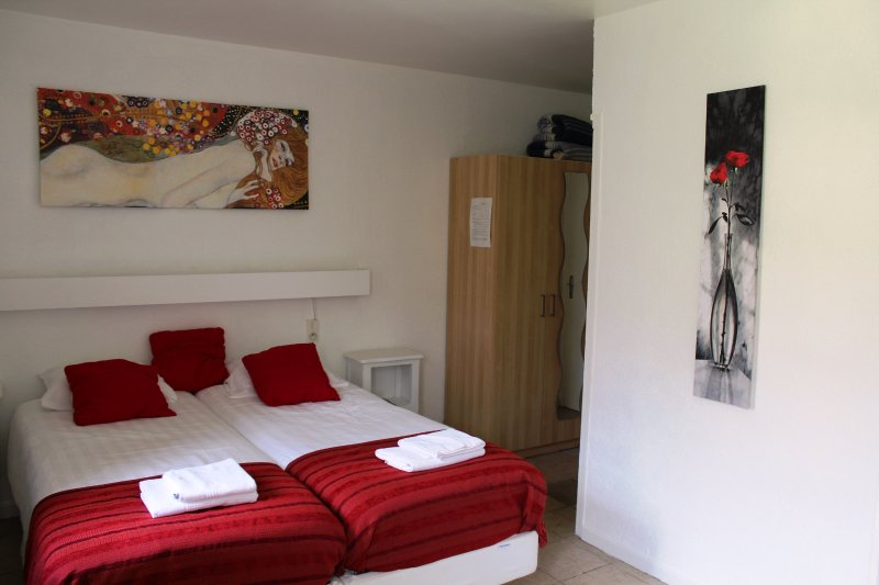8 Standard Twin Room with Mountain View, vacation rental in Rocles