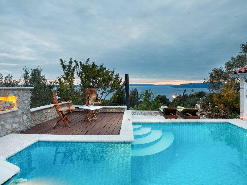 Villa Dalmatia Pool