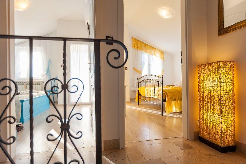 Villa Dalmatia Rooms