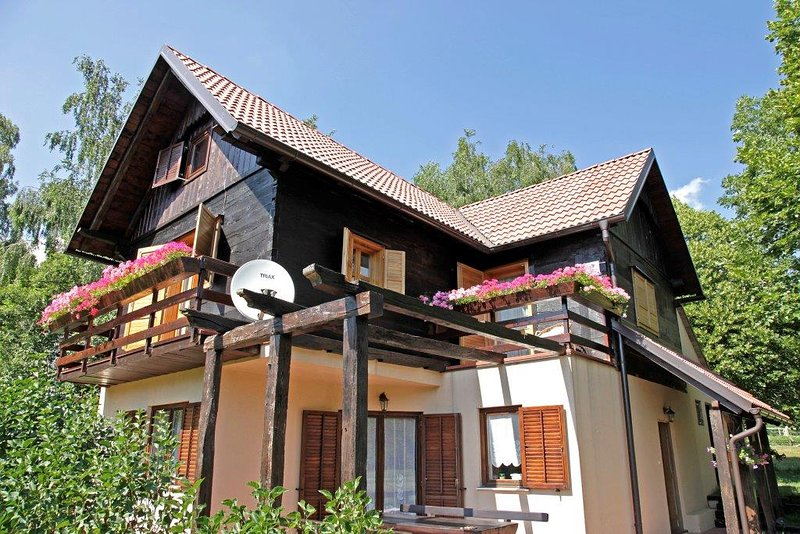 Rustic house Tanja, holiday rental in Breze