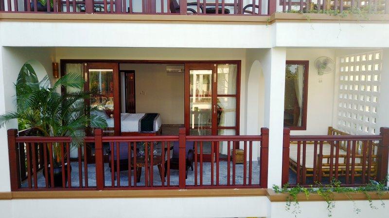 Louis Villa -Guest room