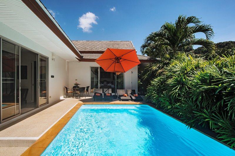 Villa Thai Lee con piscina privada