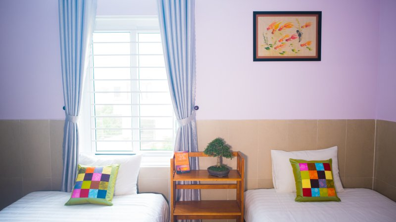 Mint Din Twin Room 2, holiday rental in Cham Island