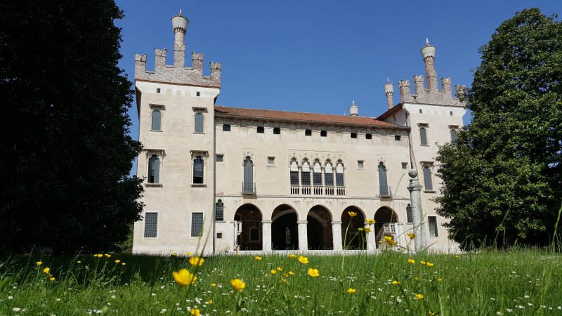 Castello di Thiene, vacation rental in Santorso