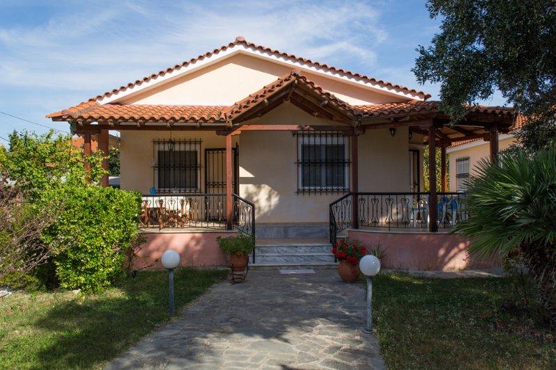 Nea Plagia Halkidiki Resort, location de vacances à Nea Triglia