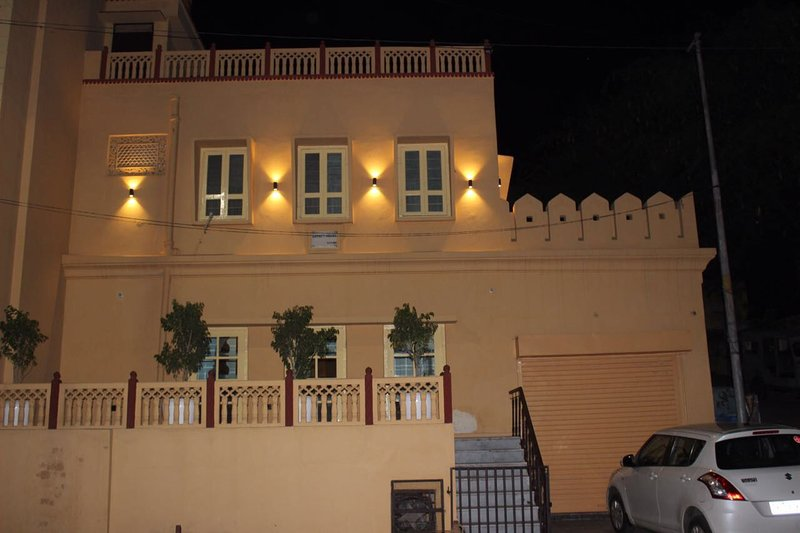 heritage haveli at amber fort, holiday rental in Amer