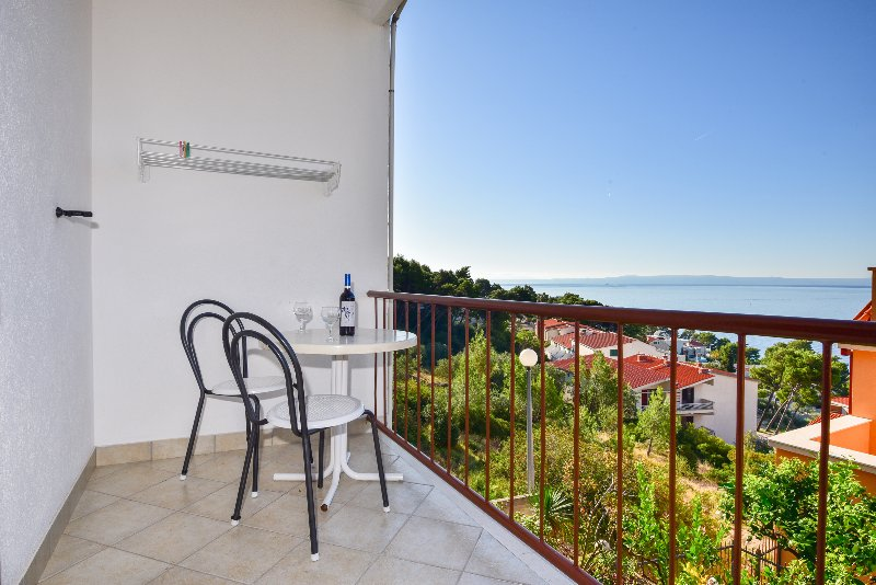 Cute Studio Apartment well Located, vacation rental in Brela