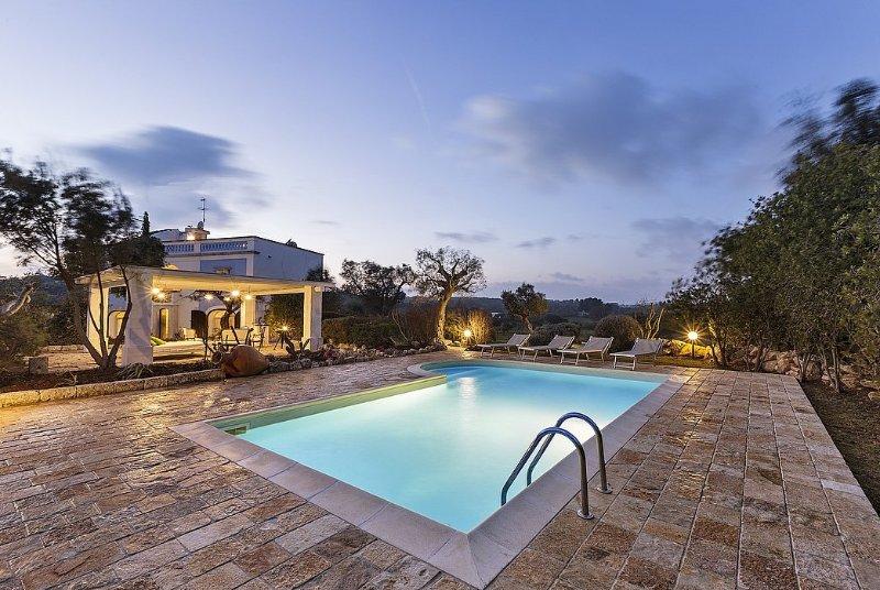 Villa Garbata, alquiler de vacaciones en Certosa