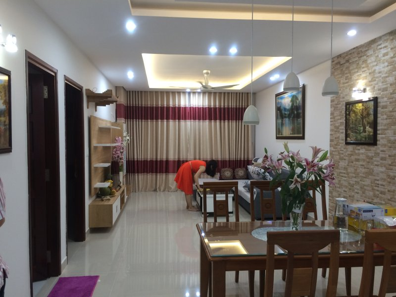 Vung Tau Center Apartment Building, Ferienwohnung in Vung Tau