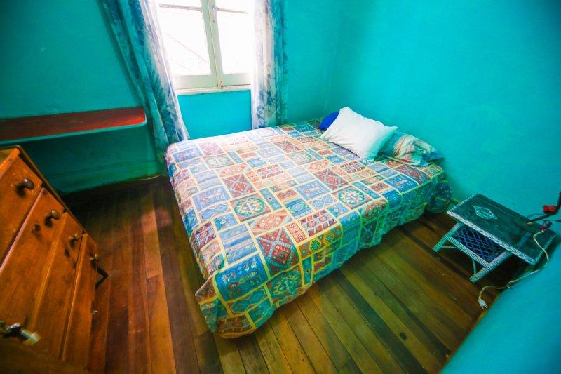 habitacion barrio patrimonial Valparaiso, alquiler de vacaciones en Valparaiso