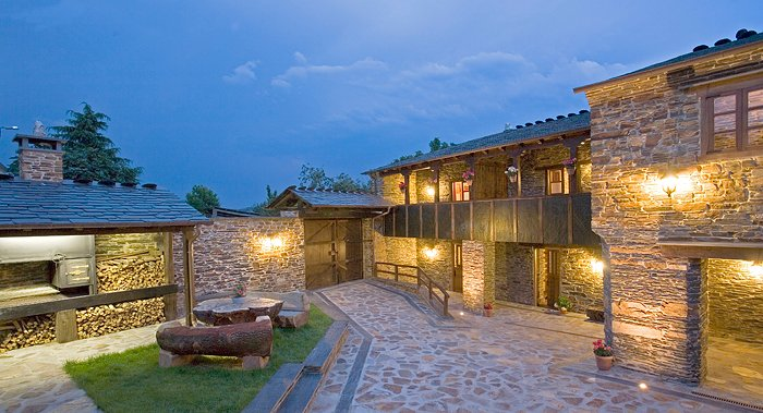 Apartamento Rural Balcón de Oscos 6 personas, location de vacances à Pol