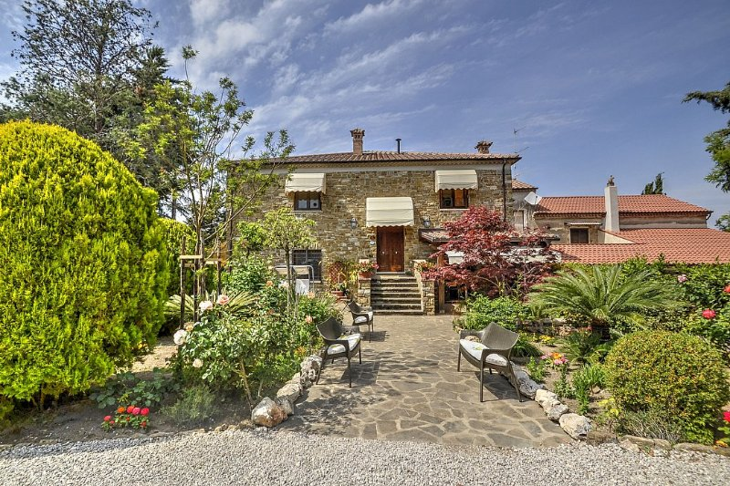 Villa Lucetta, holiday rental in Santa Maria di Castellabate