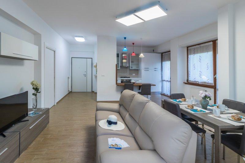 Zaffiro Luxury Silvi Vacanza, vacation rental in Fonte Umano-San Martino Alta