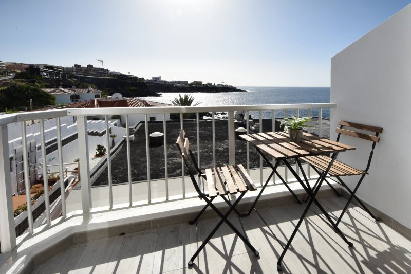 Duplex 1 - Punta Negra, holiday rental in Playa de la Arena