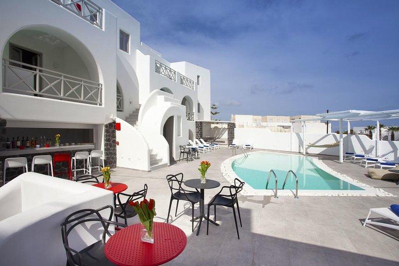 La Bellezza Eco Boutique Hotel, vacation rental in Kamari