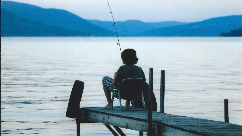 Pêche du quai