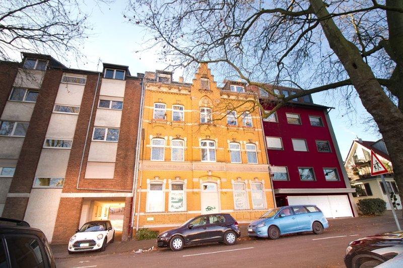 T2-Apartment-EG-VH, aluguéis de temporada em Bergisch Gladbach