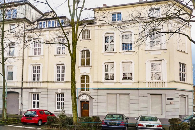 P2-Apartment-EG-Eck, holiday rental in Cologne
