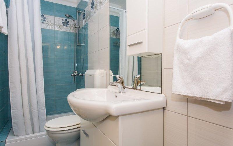 A1 (2): baño con inodoro