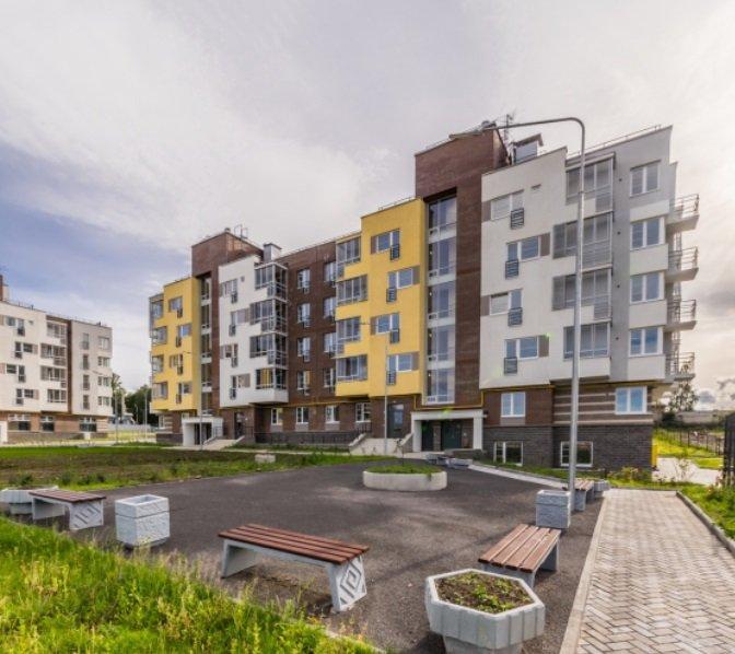 new apartment in the city center, location de vacances à Republic of Karelia