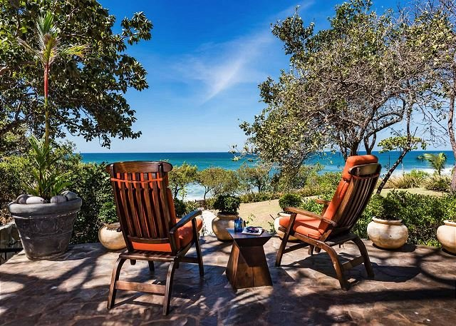 Fantastic Beachfront view of Playa Tamarindo