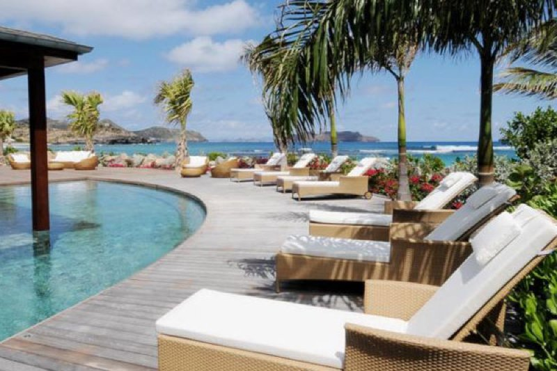 Villa La Plage | Beach Front - Located in Beautiful Lorient Beach with Private, alquiler de vacaciones en Anse de Lorient