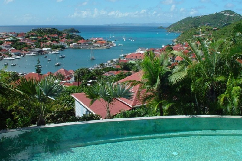 Villa Fabrizia | Ocean View - Located in Exquisite Gustavia with Private Pool, vacation rental in Gustavia