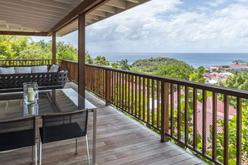 Villa Angelina - Located in Exquisite Gustavia with Private Pool, vacation rental in Gustavia