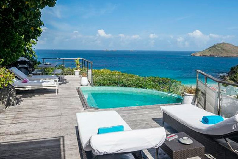 Villa Roc Flamands 11 | Ocean View - Located in Magnificent Flamands with Priv, holiday rental in Anse des Flamands