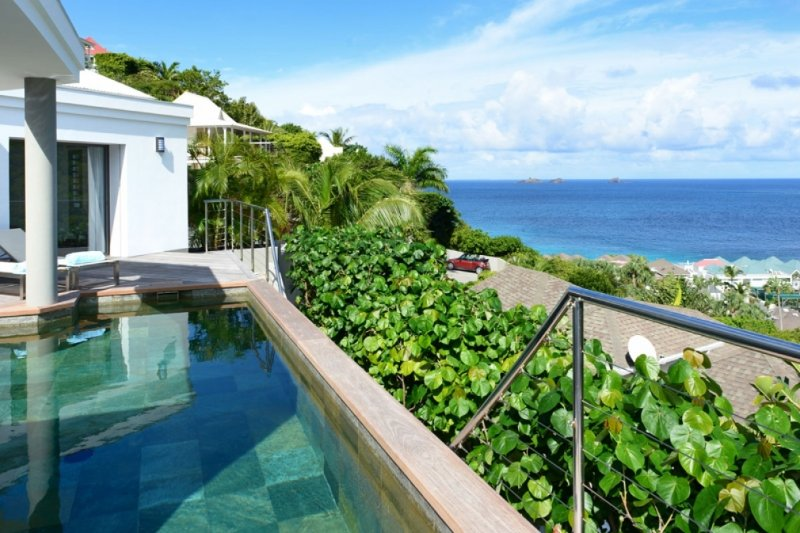 Villa Magic Bird | Ocean View - Located in Tropical Flamands with Private Pool, holiday rental in Anse des Flamands