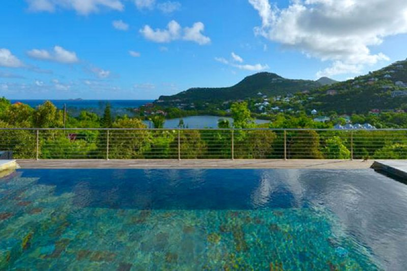 Villa Aya   Ocean View - Located in Beautiful Saint Jean with Private Pool, vacation rental in St. Jean
