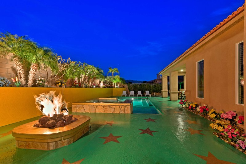 Your luxurious Desert Hot Springs vacation awaits!