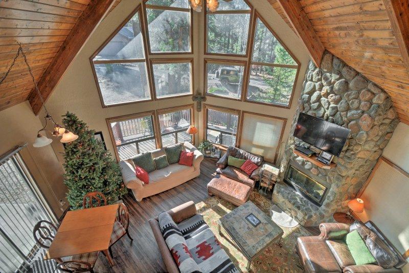 Experimente o melhor da Munds Park a partir desta cabine de aluguer de férias.